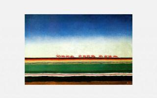 Малевич казимир «черный квадрат» описание картины, анализ, сочинение