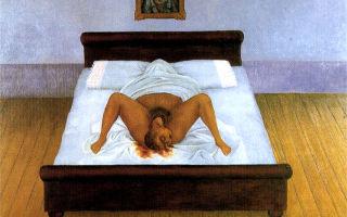 Кало фрида «раненый олень» описание картины, анализ, сочинение