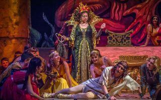 Опера «самсон и далила»: содержание, видео, интересные факты, история