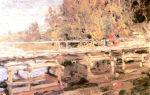 Коровин константин «парижский бульвар» описание картины, анализ, сочинение