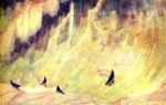 Чурлёнис микалоюс «замок» описание картины, анализ, сочинение
