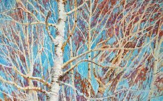 Грабарь игорь «февральская лазурь» описание картины, анализ, сочинение