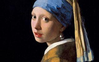 Вермеер ян «девушка с жемчужной сережкой» описание картины, анализ, сочинение