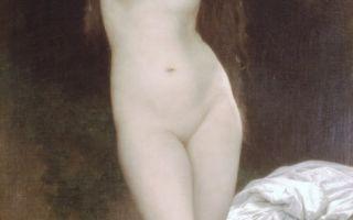 Адольф бугро «купальщица» описание картины, анализ, сочинение
