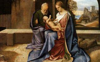 Джорджоне «поклонение пастухов» описание картины, анализ, сочинение
