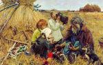 Бродский исаак «на даче» описание картины, анализ, сочинение