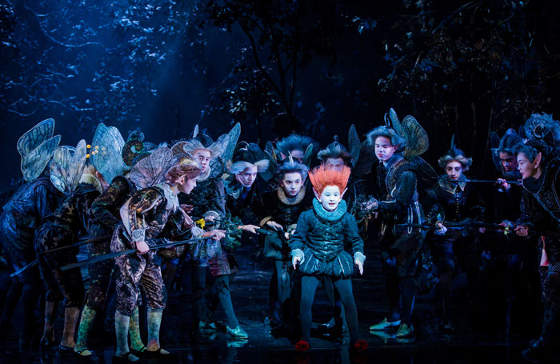 Сон в летнюю ночь или лучший из лучших  одесский театр Оперы и Балета