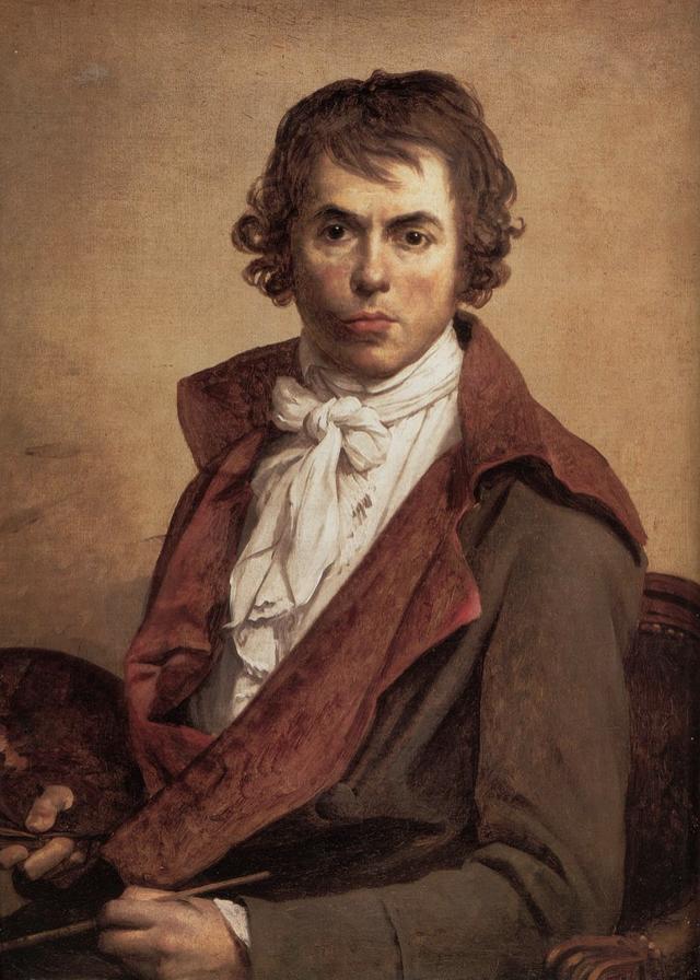 Давид Жак Луи