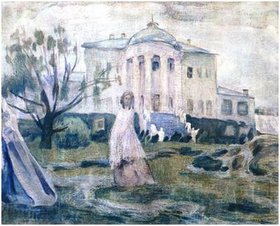 Борисов-Мусатов Виктор