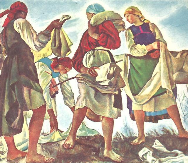 Серебрякова Зинаида