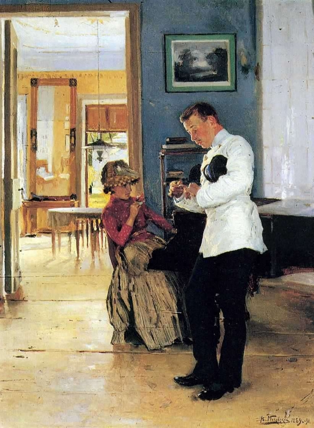 Маковский Владимир