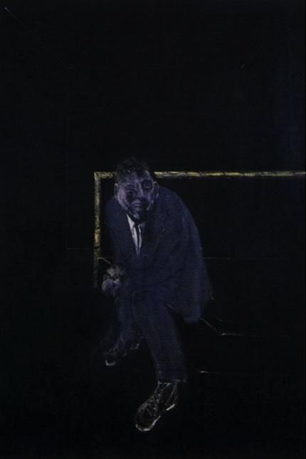 Люсьен Фрейд «Френсис Бэкон» описание картины, анализ, сочинение