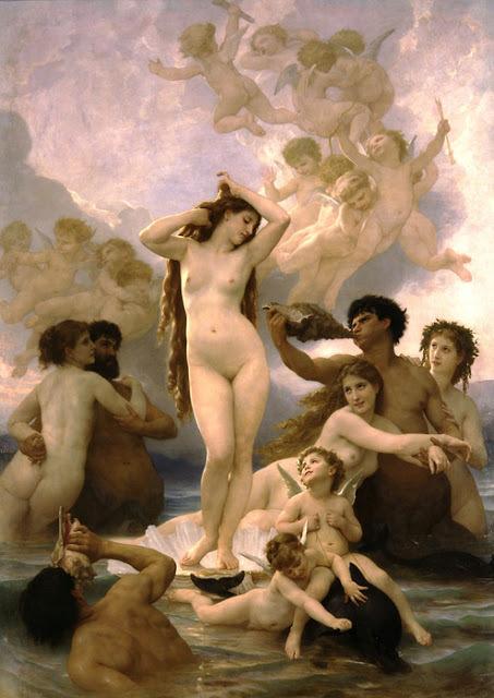 Бугро «Данте и Вергилий в аду» описание картины, анализ, сочинение