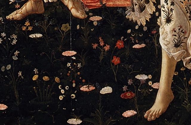 Боттичелли «Весна» описание картины, анализ, сочинение