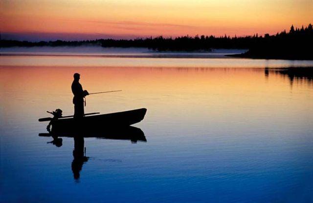 Баския «Рыбалка» описание картины, анализ, сочинение