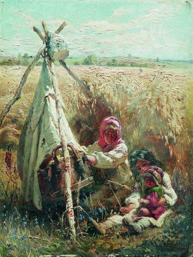 Маковский Константин