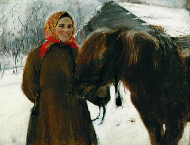 Серов Валентин